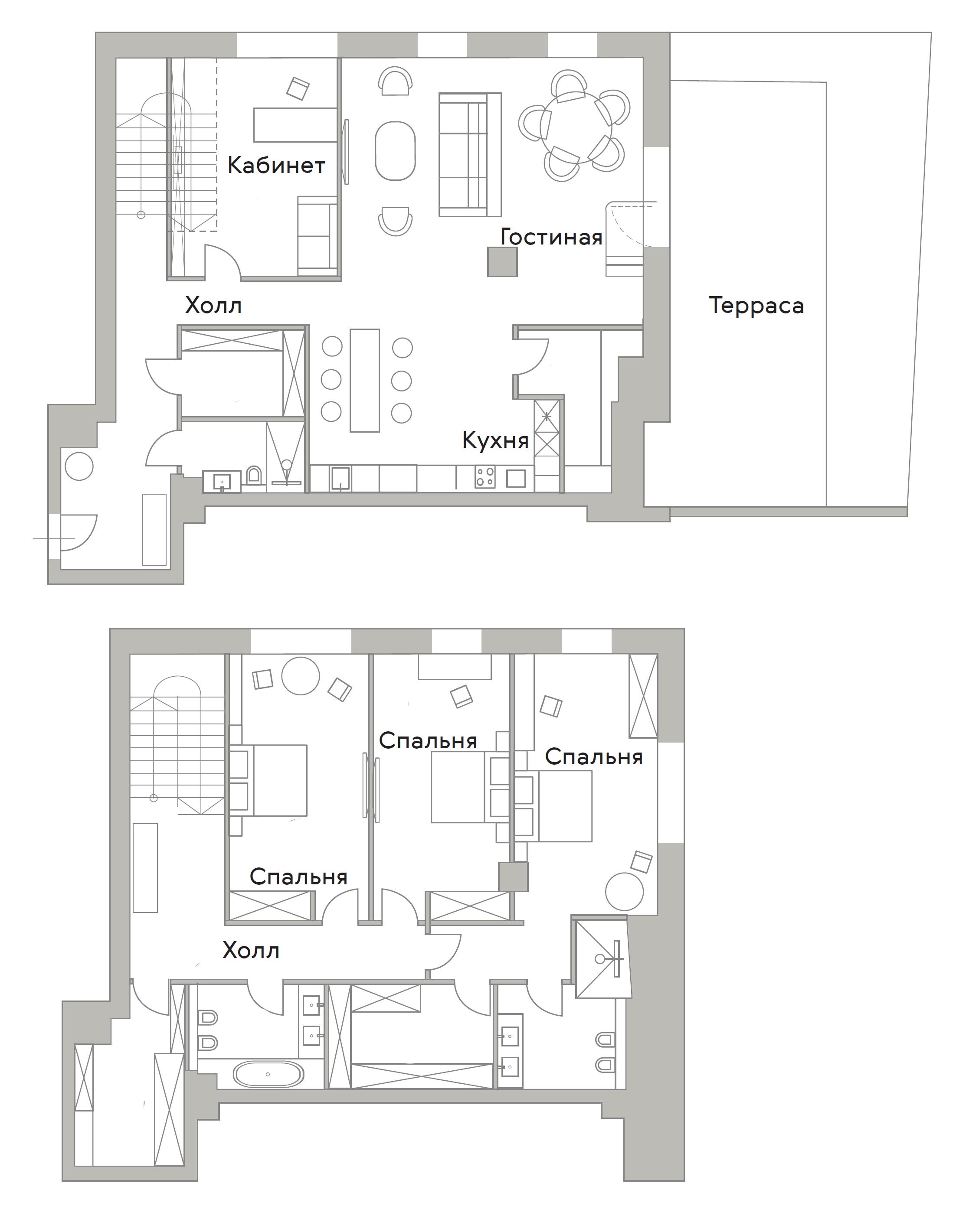 5Е-к.кв, 201.3 м²