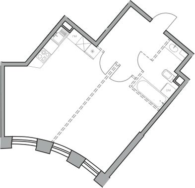 Своб. план., 47.73 м²
