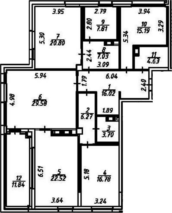 5-к.кв (евро), 162.17 м²