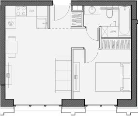 Своб. план., 38.3 м²