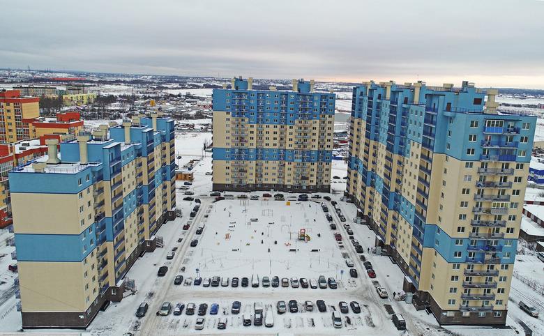 ЖК «Ленинградское Трио»– 2