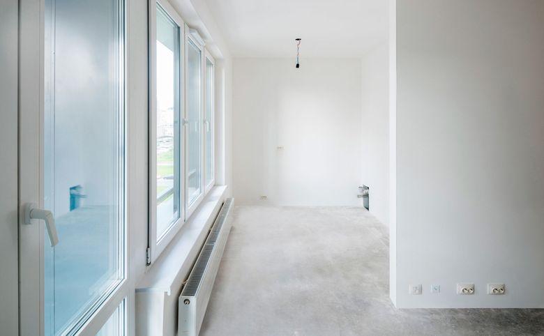 2Е-комнатная квартира, 49.44 м², 7 этаж – 2