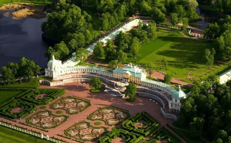 Исторический пригород Санкт-Петербурга