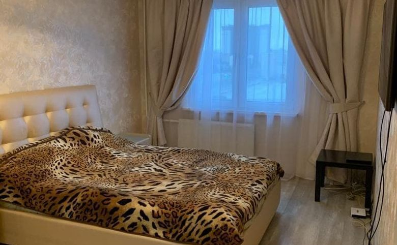 3-комнатная квартира, 96 м², 9 этаж – 1
