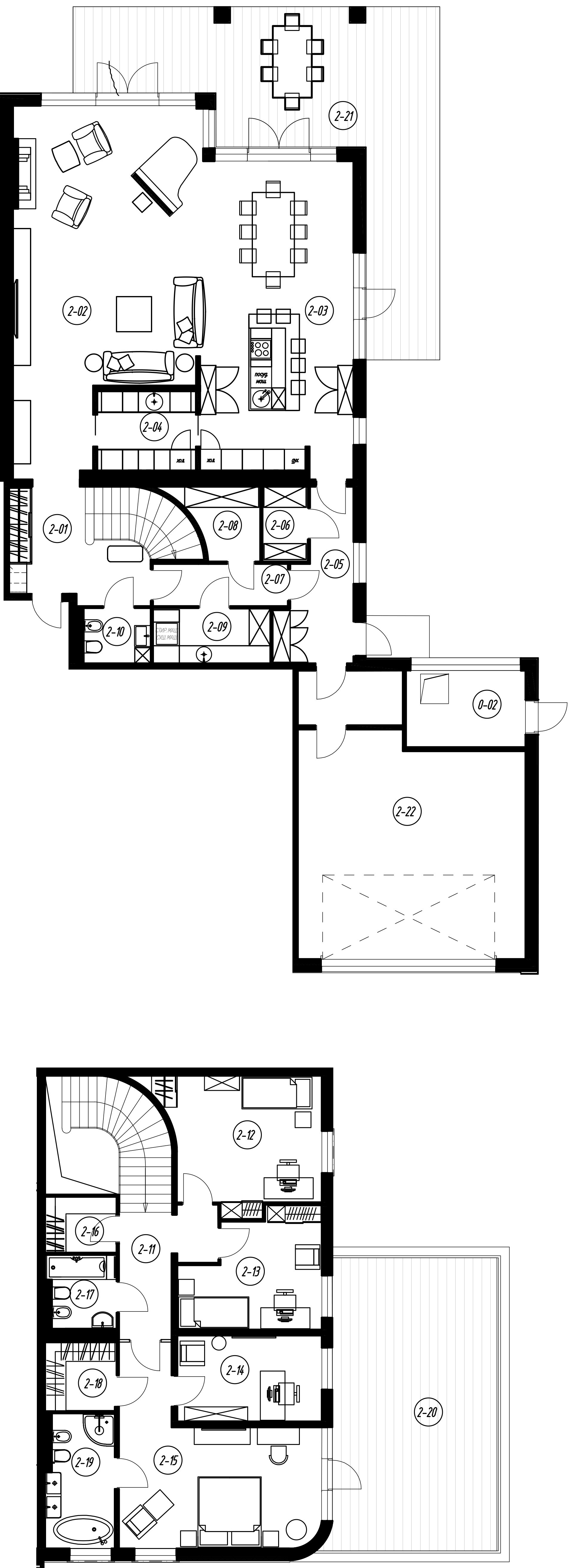 5-комнатная, 271.19 м²– 2