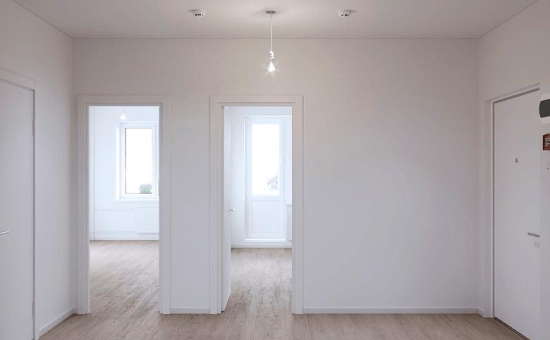 Студия, 25.5 м², 2 этаж – 8