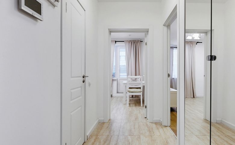 2Е-комнатная квартира, 36.46 м², 2 этаж – 7