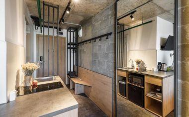 Студия, 16.9 м²– 7