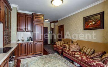 1-комнатная, 44 м²– 2