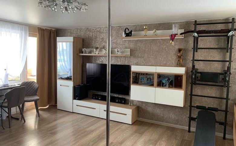 3-комнатная квартира, 96 м², 9 этаж – 7