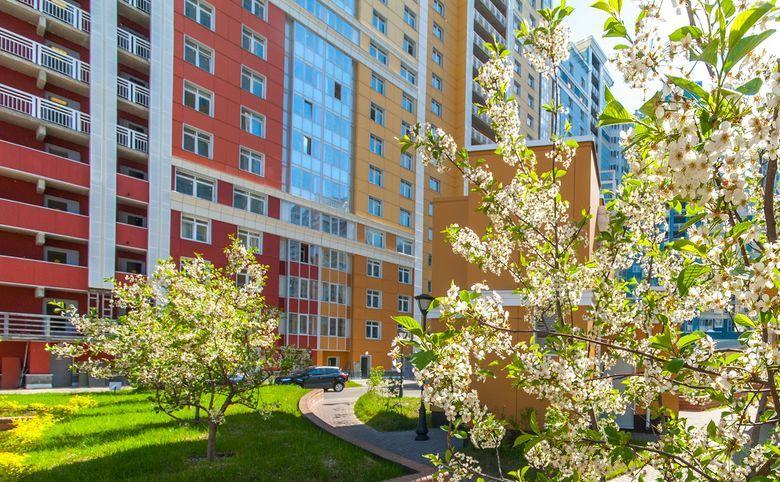 4Е-комнатная квартира, 127.5 м², 19 этаж – 6