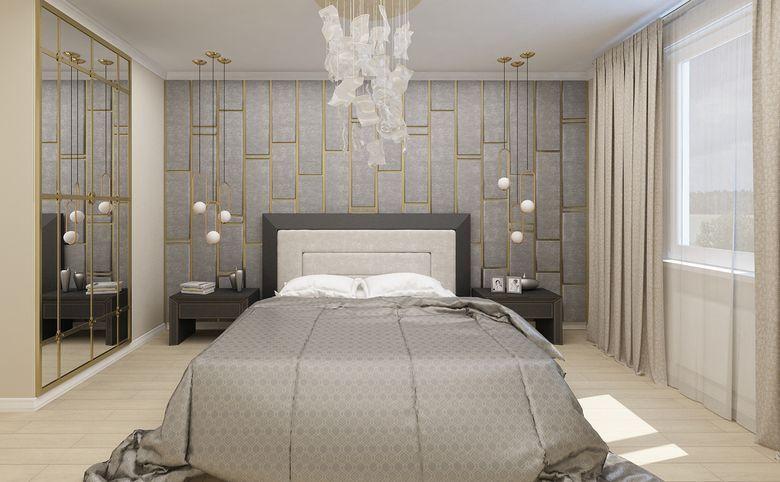 3Е-комнатная квартира, 55.62 м², 2 этаж – 1