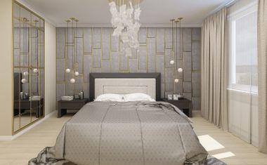 3Е-комнатная, 59.24 м²– 1