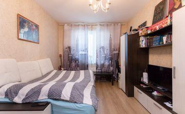 1-комнатная, 37.79 м²– 5