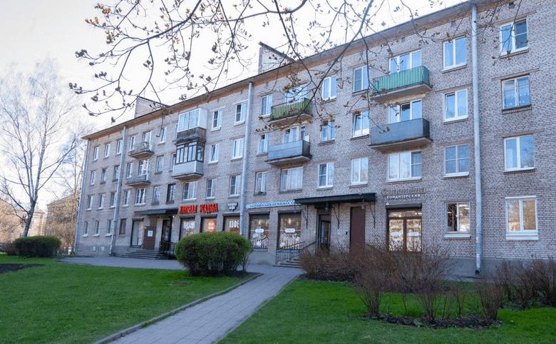 г Пушкин, Павловское шоссе, 25А – 1