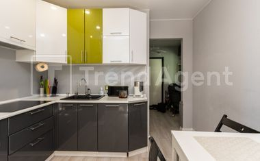 1-комнатная, 35.51 м²– 3