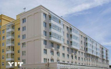 2Е-комнатная, 42.91 м²– 4