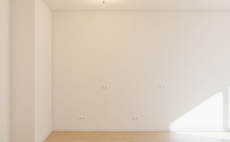 3Е-комнатная квартира, 55.76 м², 18 этаж – 5