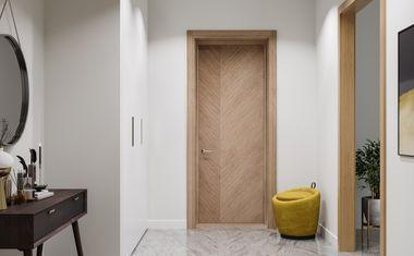 1-комнатная, 42 м²– 16