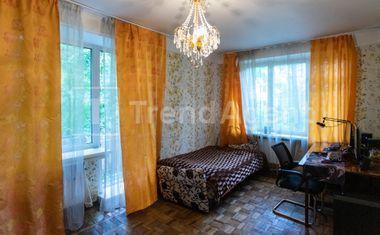 1-комнатная, 27.9 м²– 1