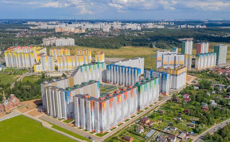 3Е-комнатная квартира, 81 м², 9 этаж – 7