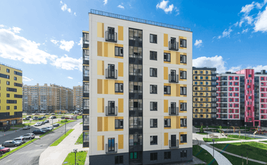 3Е-комнатная, 60.57 м²– 7