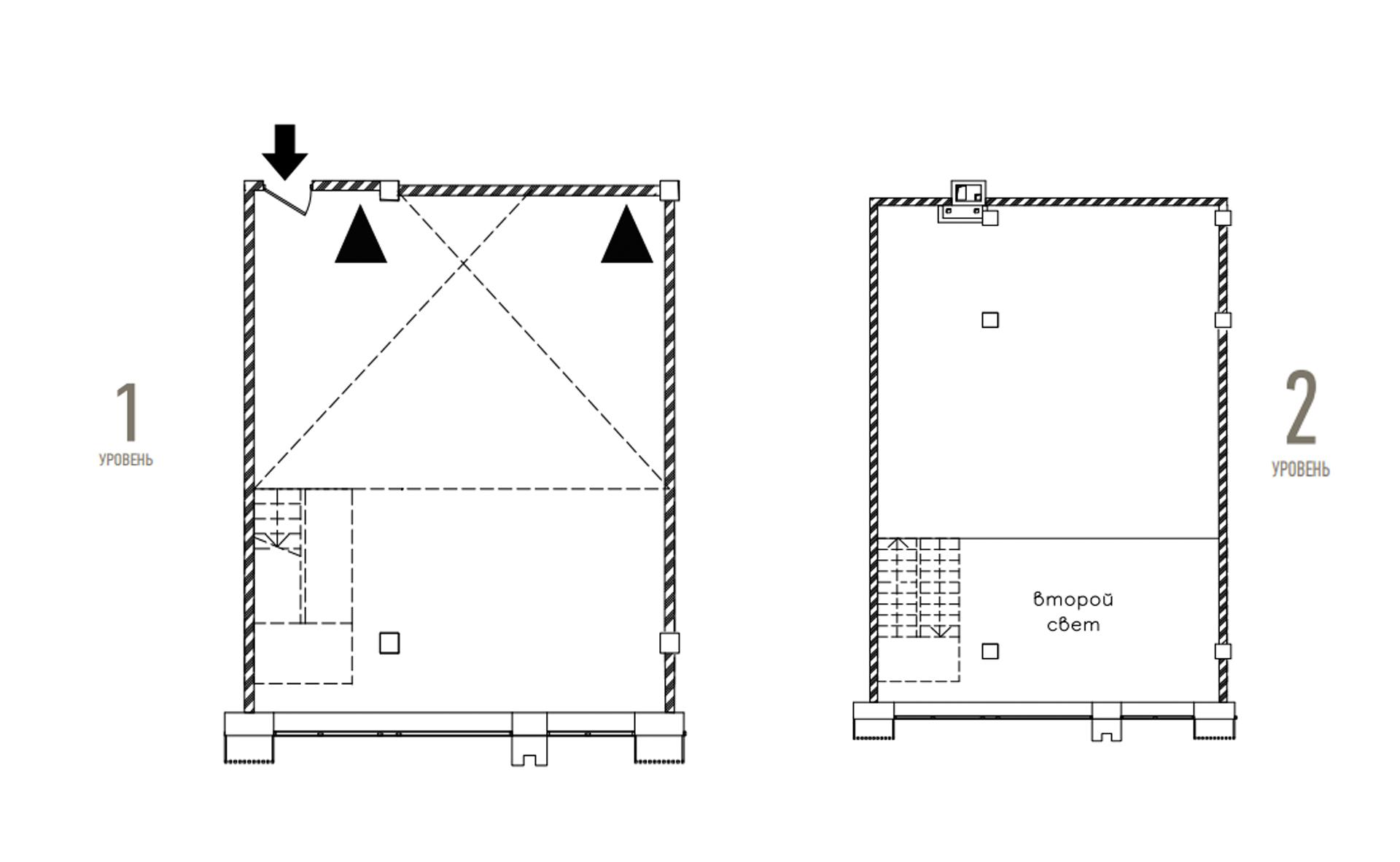 Свободная планировка, 174.9 м²– 2