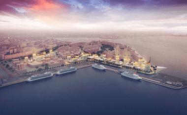 Престижный Васильевский остров - кто что строит?
