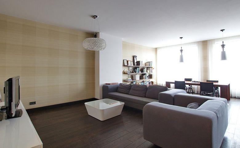 4Е-комнатная квартира, 155.4 м², 6 этаж – 3