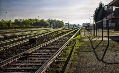 Ж/д станция Сергиево