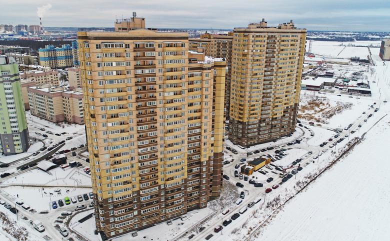 ЖК «Северные высоты», Всеволожский р-н в СПб   7