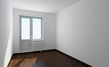 1-комнатная, 35.87 м²– 1