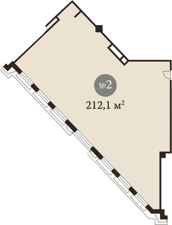 Своб. план., 212.1 м²