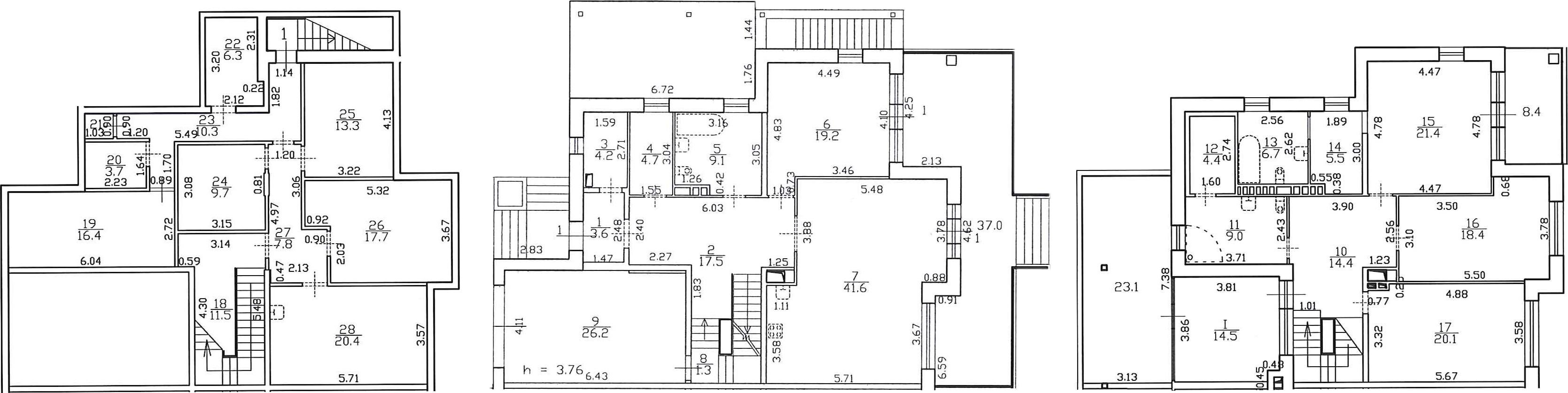 Таунхаус, 381.4 м²– 2