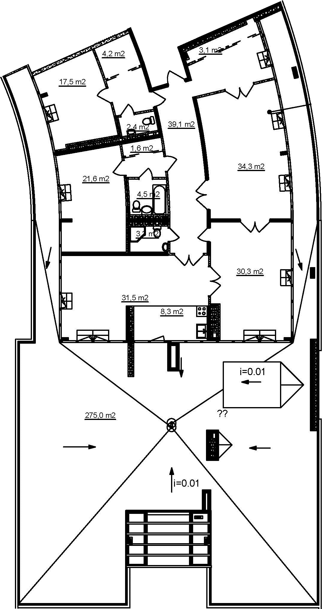 5Е-к.кв, 199.9 м²