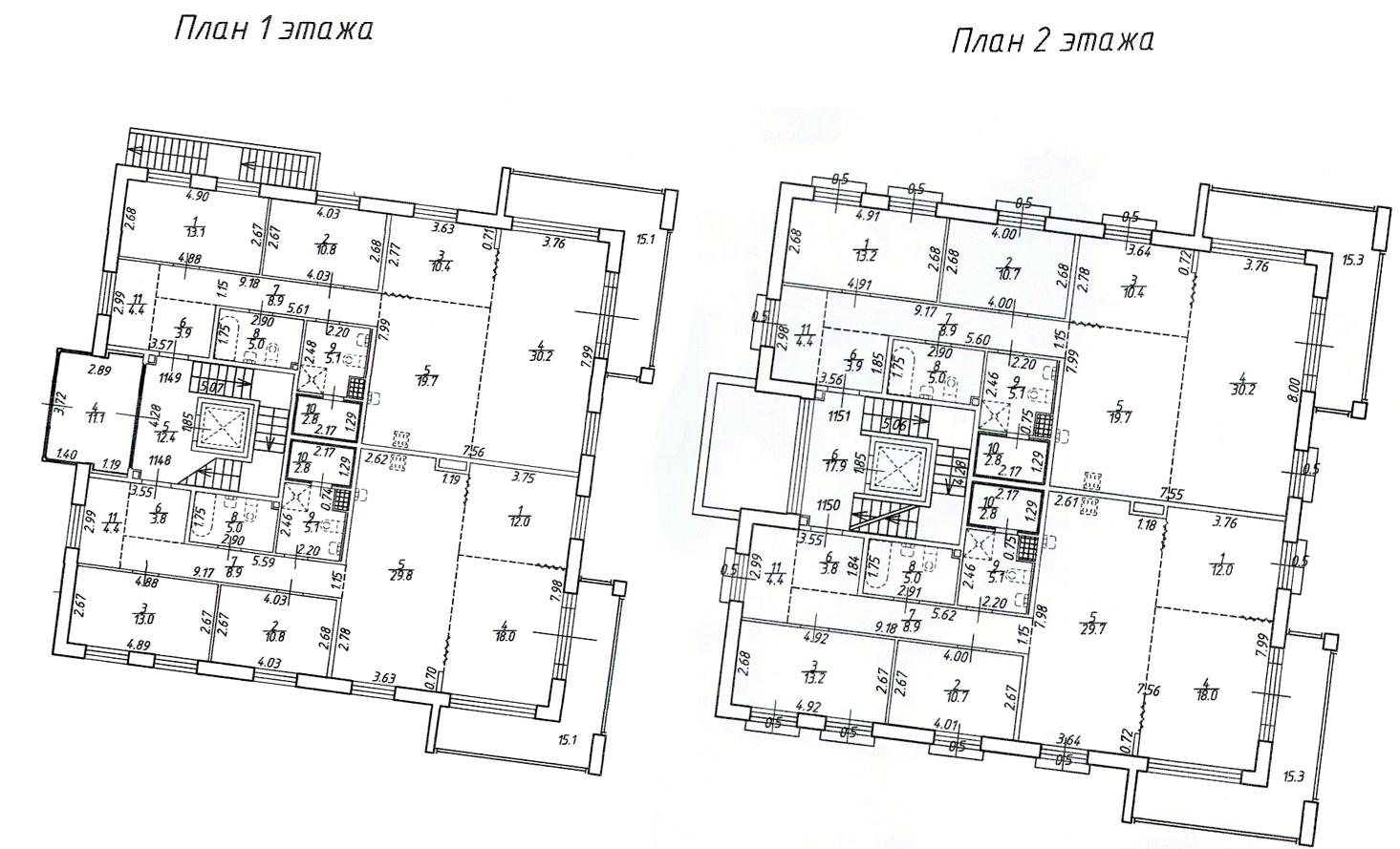 Свободная планировка, 473.69 м²– 2