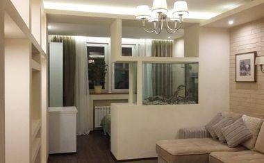 2Е-комнатная, 57.6 м²– 1