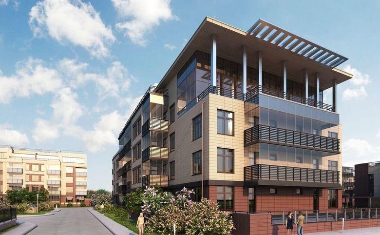 5Е-комнатная квартира, 173.4 м², 1 этаж – 9