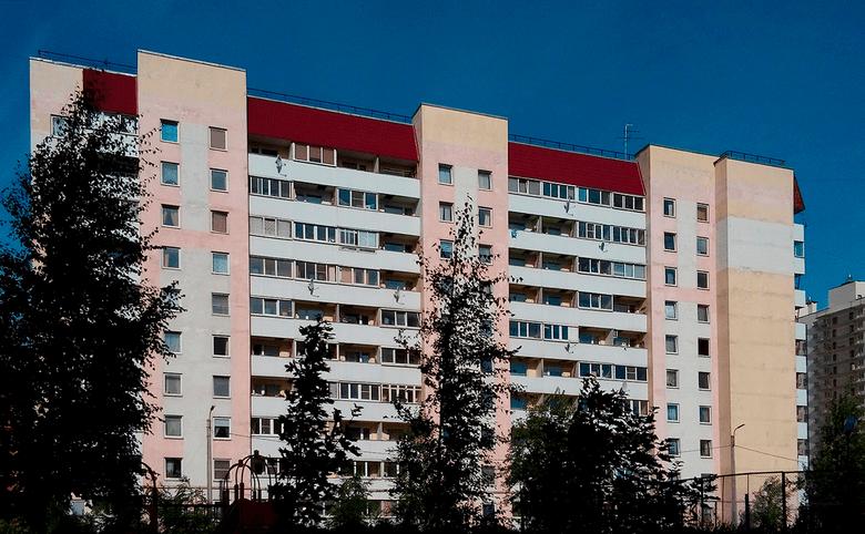 поселок Парголово, ул Первого Мая, 107– 2