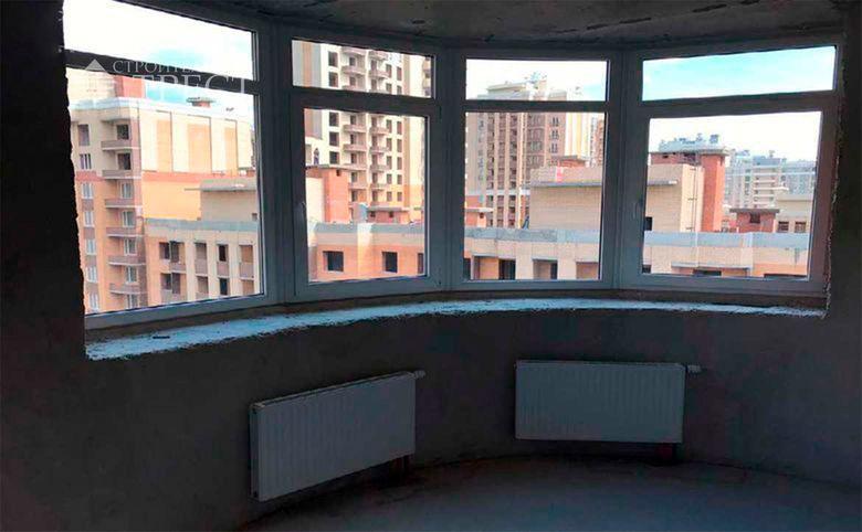 2-комнатная квартира, 72.6 м², 7 этаж – 3