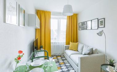 1-комнатная, 35.35 м²– 4