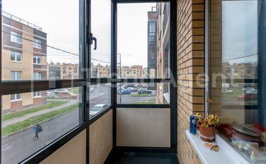 3Е-комнатная, 51.87 м²– 10