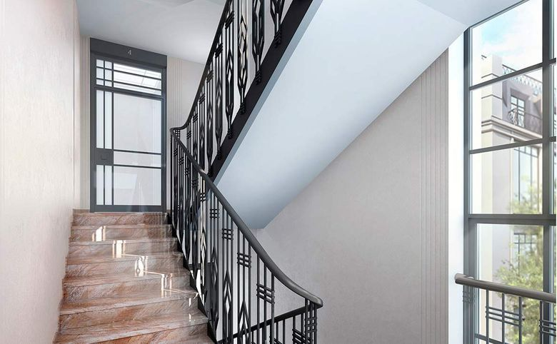 4-комнатная квартира (евро), 111.3 м², 4 этаж – 9