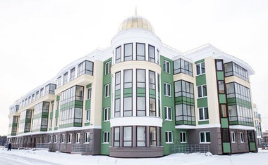ЖК Золотые купола