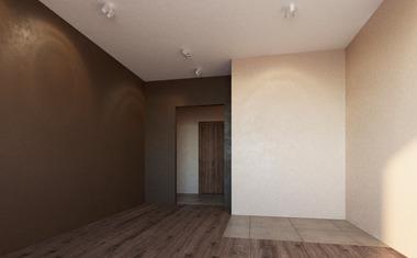 Студия, 26.62 м²– 3