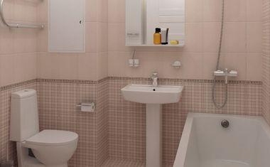 1-комнатная, 40.1 м²– 8