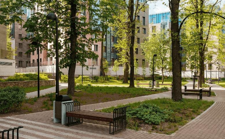 Авторский ландшафтный дизайн от архитектора М. Земцова