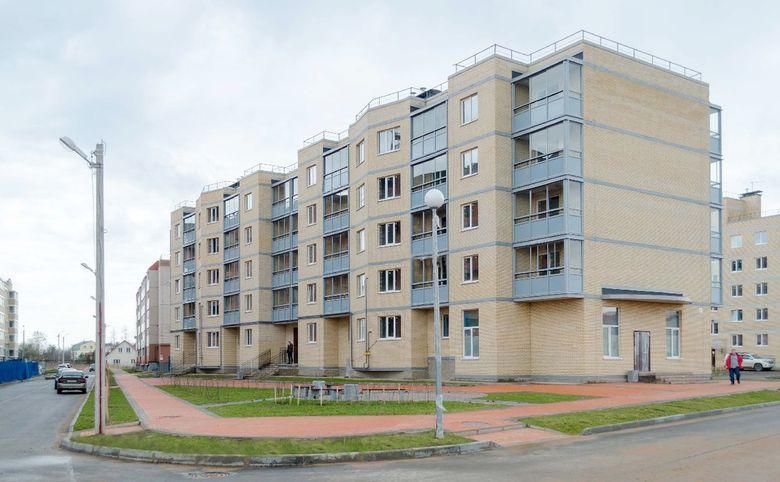 ЖК Ново-Антропшино – 3
