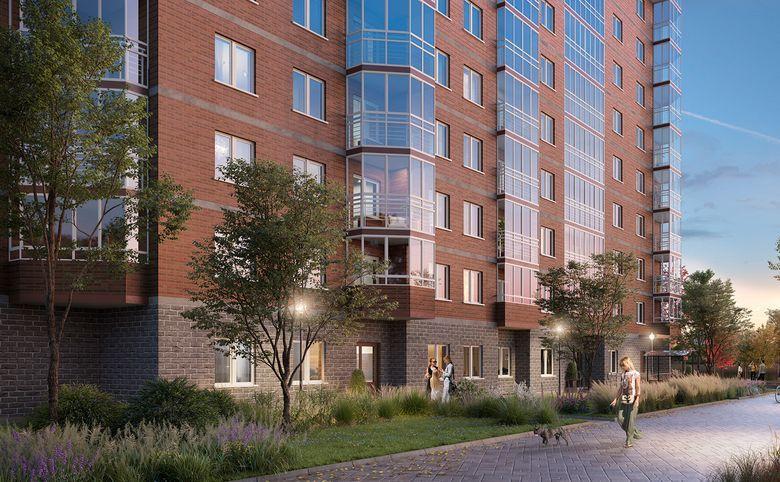 4Е-комнатная квартира, 73.72 м², 9 этаж – 12