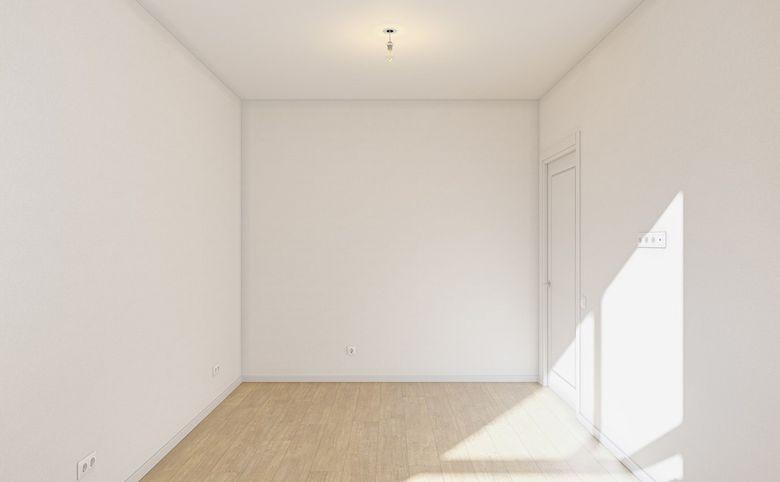 3Е-комнатная квартира, 55.76 м², 18 этаж – 3